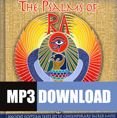 Psalms of RA CD Plus Book MP3 Full Album