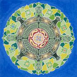 Turtle Island Mandala