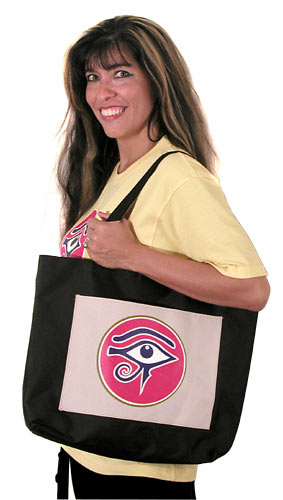 Eye of RA Tote Bag