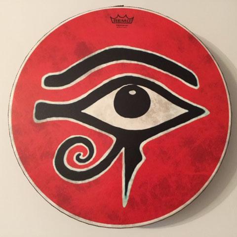 Eye of RA Drum