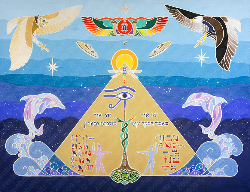 Birth of the New Sun